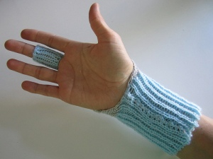 Sensing wrist movements 1